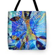 Crystal Blue Persuasion Tote Bag