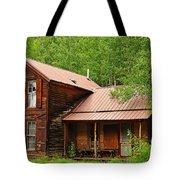 Crystal Cabin Tote Bag
