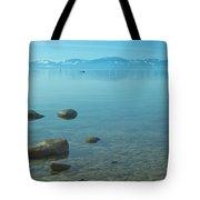 Crystal Clear Lake Tahoe Tote Bag