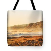 Crystal Cove At Sunset 1 Tote Bag
