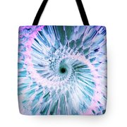 Crystal Ear Canal Tote Bag
