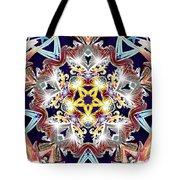 Crystal Fifth Tote Bag