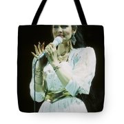 Crystal Gayle Tote Bag