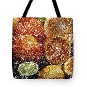 Crystal Grapefruit Tote Bag