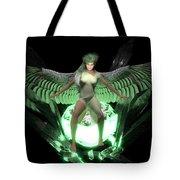 Crystal Guardian Tote Bag