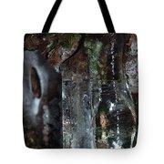 Crystal Ice Tote Bag