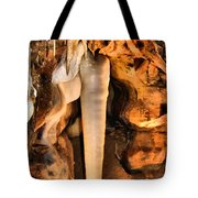 Crystal King Tote Bag