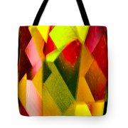Crystal Lights Tote Bag