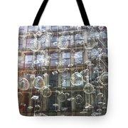 Crystal Ornaments Tote Bag