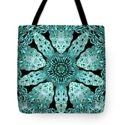 Crystal Perspective Tote Bag