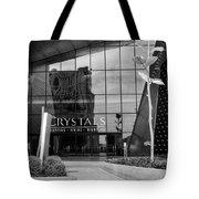 Crystal Rose Tote Bag