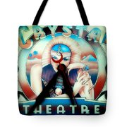 Crystal Theatre Tote Bag