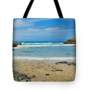 Crystal Waters - Port Macquarie Beach Tote Bag