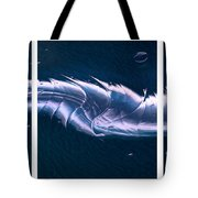 Crystalline Entity Triptych  Tote Bag