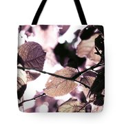 Crystalline    Tote Bag