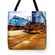 Csx Railroad Tote Bag