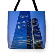Cuatro Torres Business Area Tote Bag