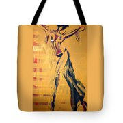 Cuba Rhythm Tote Bag