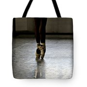Cuban Ballet Dancer Tote Bag