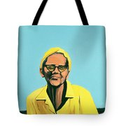 Cuban Portrait #13, 1996 Tote Bag