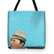 Cuban Portrait #8, 1996 Tote Bag