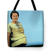 Cuban Portrait No.9, 1996 Tote Bag