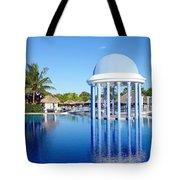 Cuban Resort Tote Bag