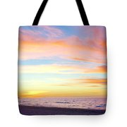 Cuban Sunset Tote Bag
