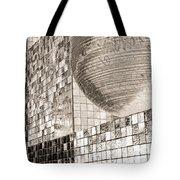 Cubes And Balls Tote Bag