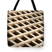 Cubicles Tote Bag by Raul Rodriguez