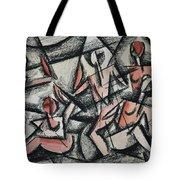 Cubism Tote Bag