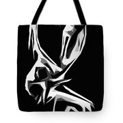 Cubism Love Tote Bag