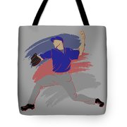 Cubs Shadow Player Tote Bag