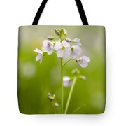 Cuckooflower Tote Bag