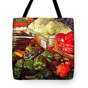 Cucumber 79 Cents Tote Bag