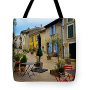 Cucuron In Provence Tote Bag