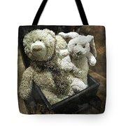 Cuddle Toys Tote Bag
