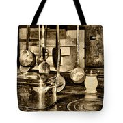 Cuisine At Chenonceau Tote Bag by Nikolyn McDonald