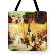 Cuisine Tote Bag by Mo T