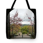 Culinary Institute Of America At Greystone Tote Bag