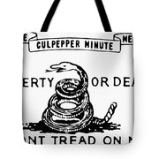 Culpepper Minutemen Tote Bag