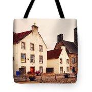Culross Sketches 3. Scotland Tote Bag