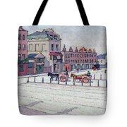Cumberland Market North Side Tote Bag by Robert Polhill Bevan