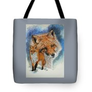 Cunning Tote Bag