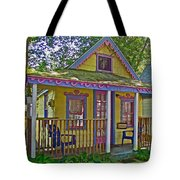 Cup Cake In Asbury Grove In South Hamilton-massachusetts  Tote Bag