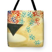 Cup Of Coffee Tote Bag