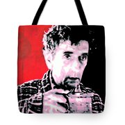 Cup Of Good Morning America Tote Bag