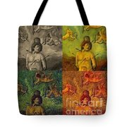 Cupid Persecuted Tote Bag by John Malone