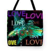 Cupids Love Tote Bag