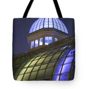 Cupola At Night Tote Bag